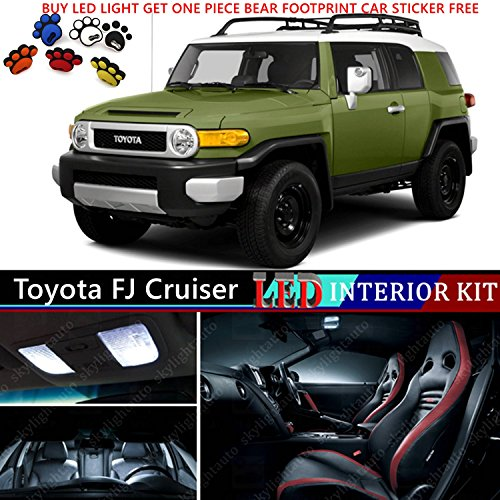 Fj Cruiser Interior Led Lights - 9
