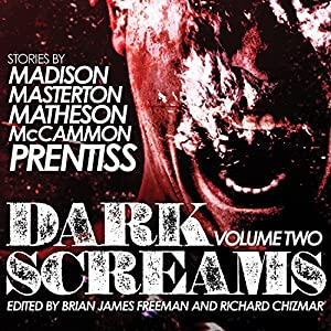 Dark Screams, Volume Two Audiobook