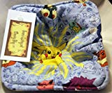 Microwave Microwavable Pot Holder Pokemon Pikachu Video Game Gaming Print Pattern