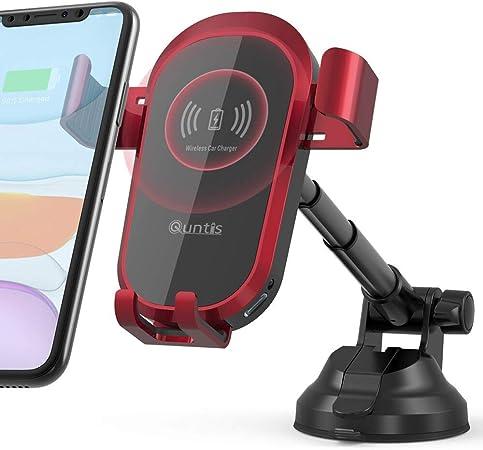 Quntis 10w 7 5w Wireless Charger Auto Handyhalterung Elektronik