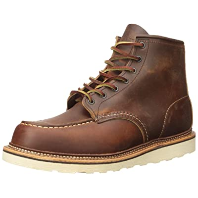 """Red Wing Heritage Men's Moc 6"""" Boot 