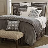 Silver Mountain Bed Set - Twin