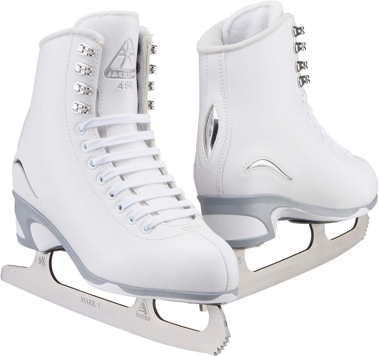 Jackson Ultima Finesse Women's/Girls Figure Ice Skates - Children's Size 11