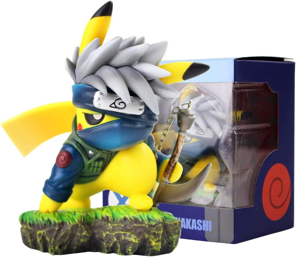 7/'/' Anime Naruto Uzumaki Action Figure PVC Collection Model Toys Gifts With Box