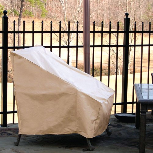 Hearth Garden Sf40221 Patio Chair Cover Import It All