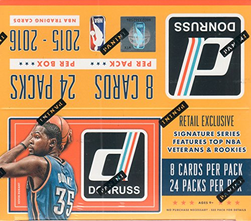 (2015/16 Panini Donruss NBA Basketball RETAIL box (24 pk))