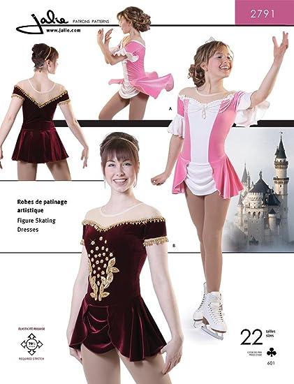 Amazon Jalie Princess Figure Skating Dancing Dresses Dress