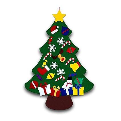 Christmas Tree Toys Handmade.Amazon Com Edtoy Elk Style Diy Stereo Christmas Tree