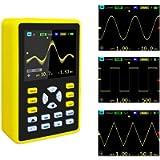 YEAPOOK ADS5012h Handheld Digital Portable Oscilloscope Mini Storage Oscilloscope Kit with 100MHz Bandwidth 500MS/s…