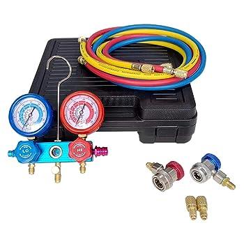 Wostore R22 HVAC Vacuum Pump