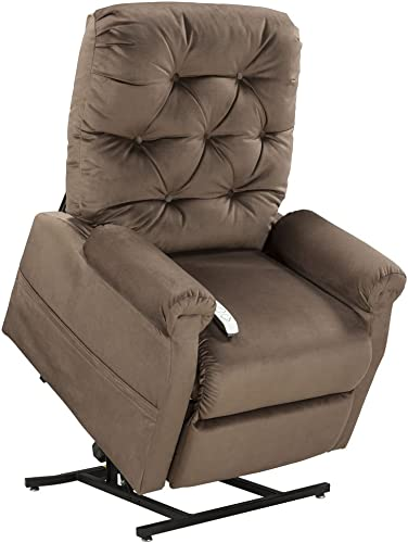 Mega-Motion-Lift-Chair-Easy-Comfort-Recliner-LC-200-3-Position-Rising-Electric-Power-Chaise-Lounger