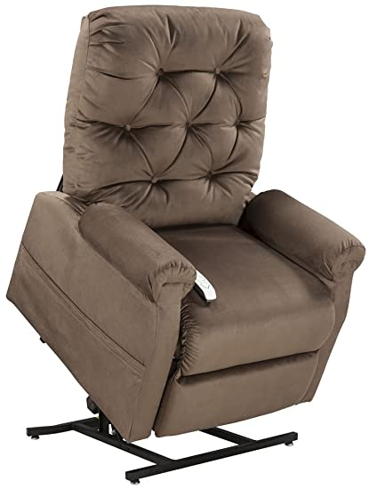 Superbe Mega Motion Lift Chair Easy Comfort Recliner LC 200 3 Position Rising  Electric Power Chaise