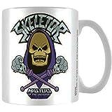 "Masters Of The Universe MG23426 8 x 11.5 x 9.5 cm ""Skeletor Bad to The bone"" Ceramic Mug, Multi-Colour"