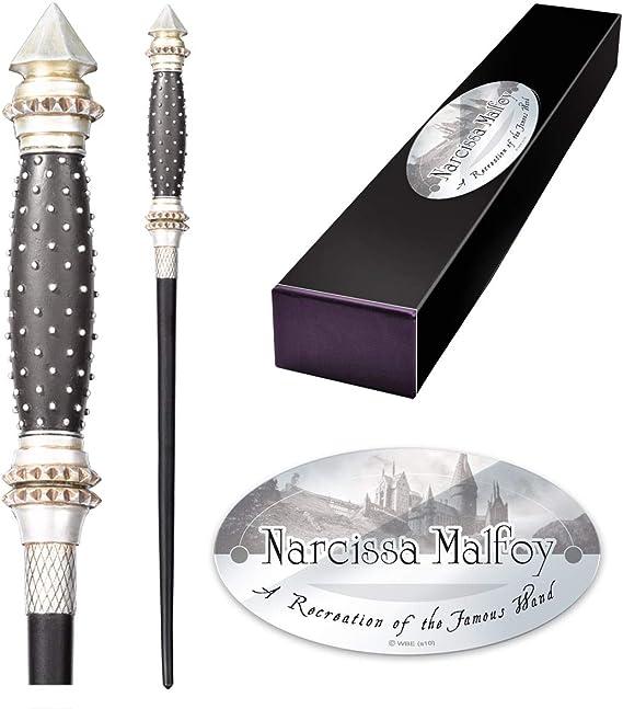 Varita de Personaje de Narcissa Malfoy. Colección Harry ...
