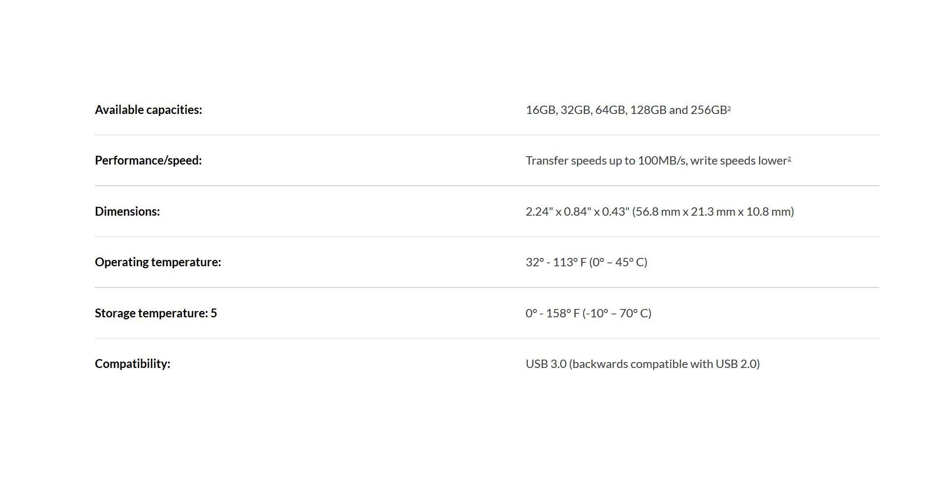 SanDisk Ultra CZ48 256GB USB 3.0 Flash Drive (SDCZ48-256G-U46) by SanDisk (Image #5)