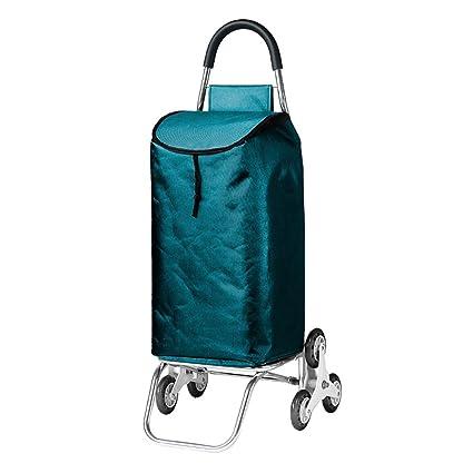 3f5c026543d3 Amazon.com: SYF Trolley Folding Portable Trolley Home Elderly ...