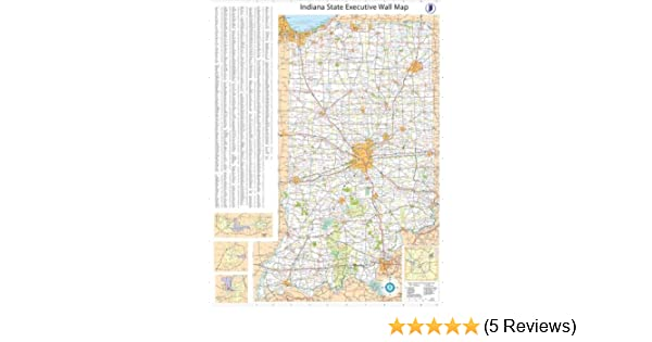 36x54 Indiana State Official Executive Laminated Wall Map on florida wall map, indiana state house map, indiana state world map, indiana state on us map, indiana state political map, indiana state travel map, indiana state road map, california wall map, new orleans wall map, indiana state township map, indiana state usa map, north carolina wall map,