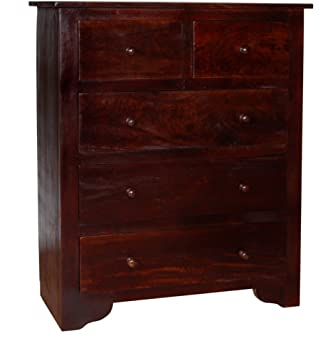 The Attic Belfast Chest of Drawers (Brown)