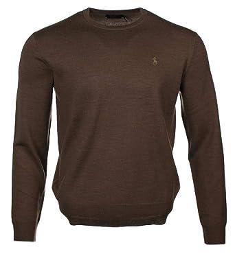 83076415fbdd9e Ralph Lauren Pull Pima col V en Coton pour Homme  Polo RALPH LAUREN   Amazon.fr  Vêtements et accessoires