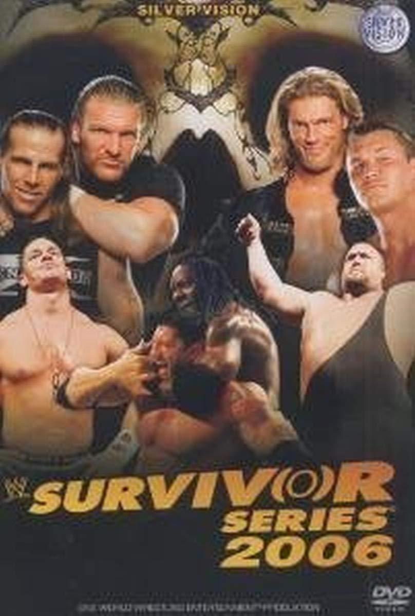 WWE - Survivor Series 2006 [Alemania] [DVD]: Amazon.es: Big ...