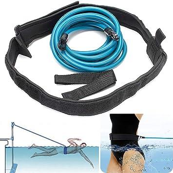 Cinturón de natación de 3 m, resistente a la natación, resistente ...