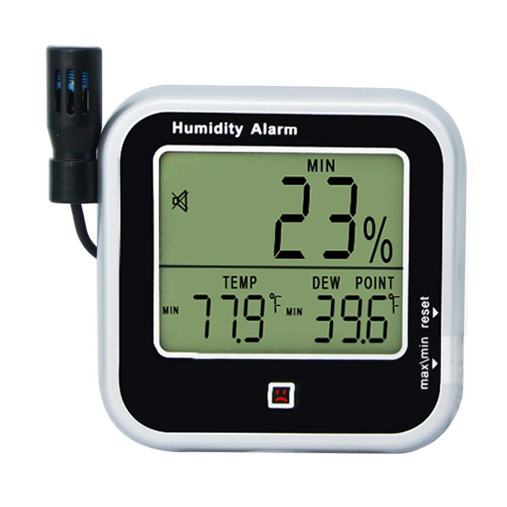 Digital Thermo Hygrometer Thermometer RH Bose E04-019