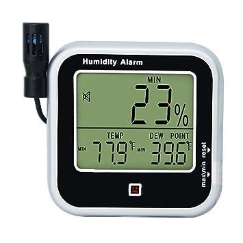 Higrómetro termómetro Digital o termo