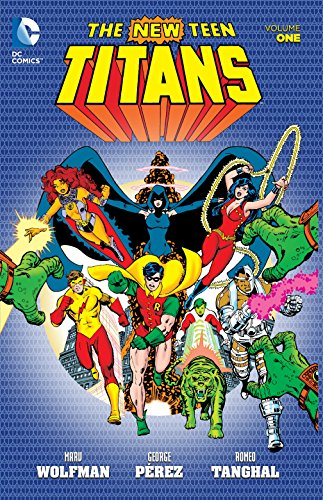 The New Teen Titans, Vol. 1