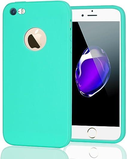 cover iphone 5c silicone morbido