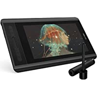 XP-PEN Artist12 11.6 Inch FHD Drawing Monitor Pen Display Graphic Monitor with PN06 Battery-Free Pen Multi-Function Pen…