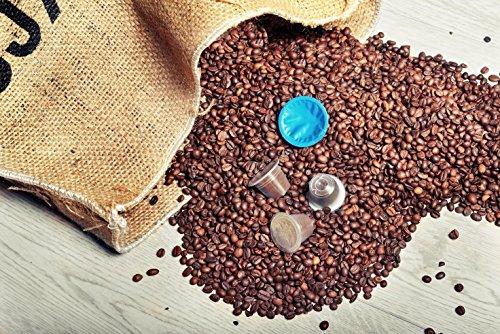 Coffee Guru - L'inarrestabile - 50 Nespresso Pods, Italian Nespresso Compatible Capsules