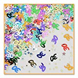 30' And Stars Confetti (Pack of 96)