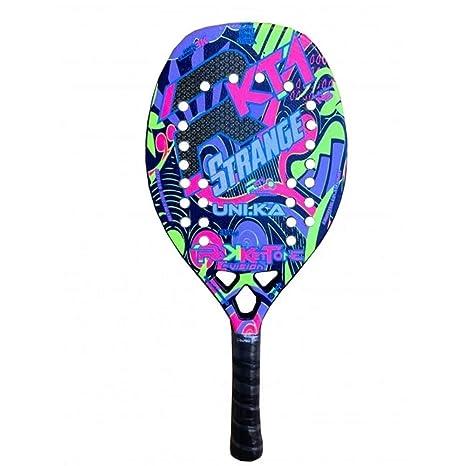Rakkettone por Vision Raqueta Beach Tennis Racket Strange Uni.ka ...