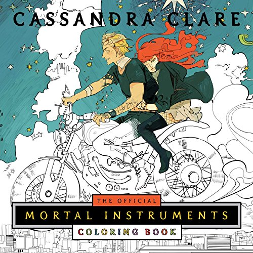 - The Official Mortal Instruments Coloring Book (The Mortal Instruments)
