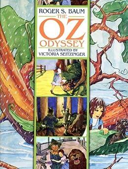 Oz Odyssey (Keepsake Adventures of Oz Book 3) by [Baum, Roger S., Baum, Roger Stanton]