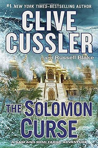 book cover of The Solomon Curse