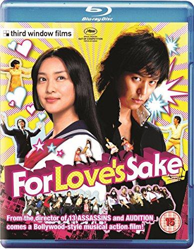 For Love's Sake [Blu-ray]
