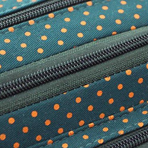 pois foncé de air Da Produits toile sac Wa mode créative bleu à Messenger motif en sport sac à en de plein bandoulière gqagH
