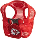 HUNTER Pet Vest Harness, Small/Medium, Kansas City Chiefs