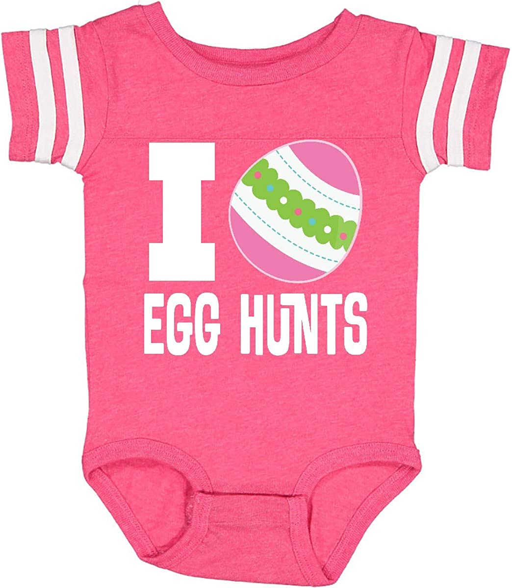 inktastic Easter Egg Hunt Holiday Outfit Infant Creeper