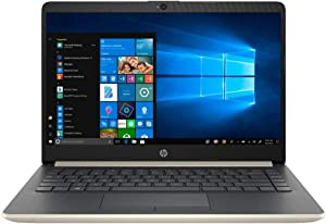 2019 Newest HP Premium 14 Inch Laptop (Intel Core i3-7100U, Dual Cores, 4GB DDR4 RAM, 128GB SSD, WiFi, Bluetooth, HDMI, Windows 10 Home) (Ash Silver)
