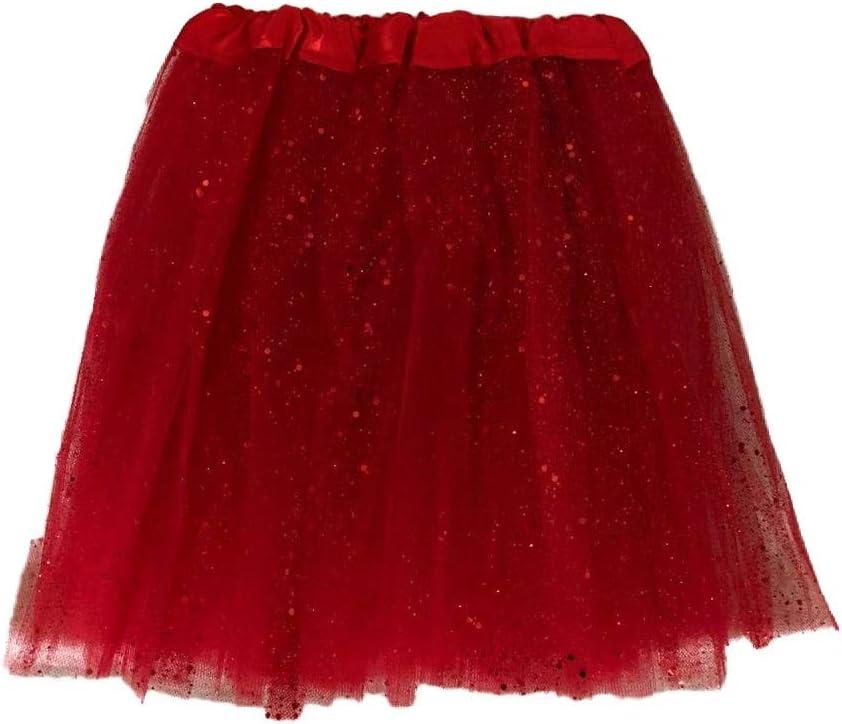 Falda para Ballet Color Amarillo Tama/ño 30cm Accesorio Baile Mini Falda Mujer LEMON TREE SL Tutu Falda para Mujer y ni/ña Amarillo.