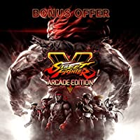 Street Fighter V - Arcade Edition Plus Bonus Offer - PS4 [Digital Code]