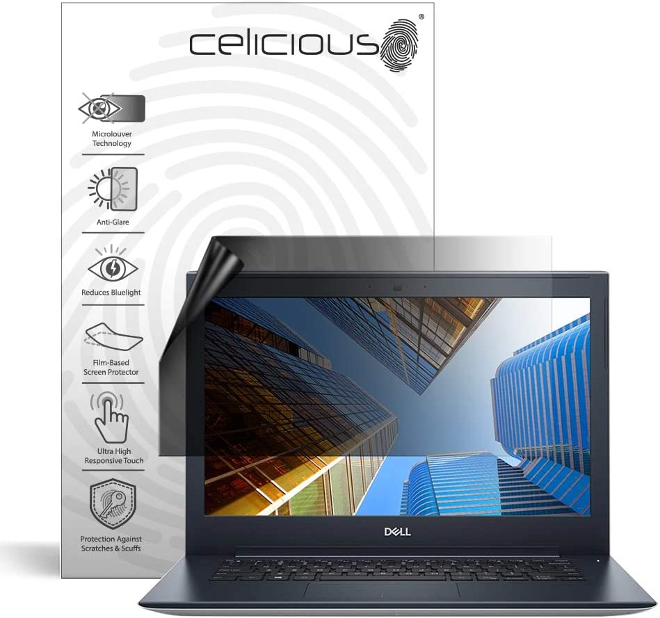 Celicious Impact Anti-Shock Shatterproof Screen Protector Film Compatible with Dell XPS 13 7390 4K Touch