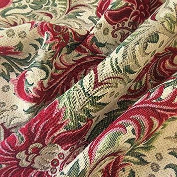 Tela por metros de tapicería - Jacquard Gobelino - Ancho 280 cm - Largo a elección de 50 en 50 cm | Triángulos