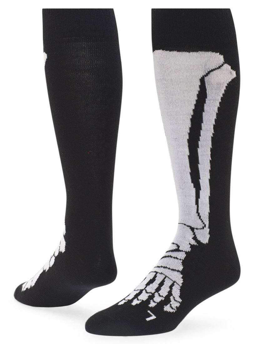 Red Lion X Ray Crew Sock ( Black / White - Medium ) 722023UT