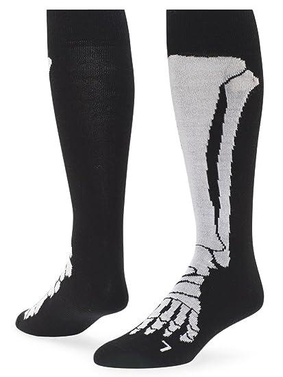 6f04d5e66 Red Lion X Ray Design Flat Knit Knee High Sports Socks ( Black   Neon Green