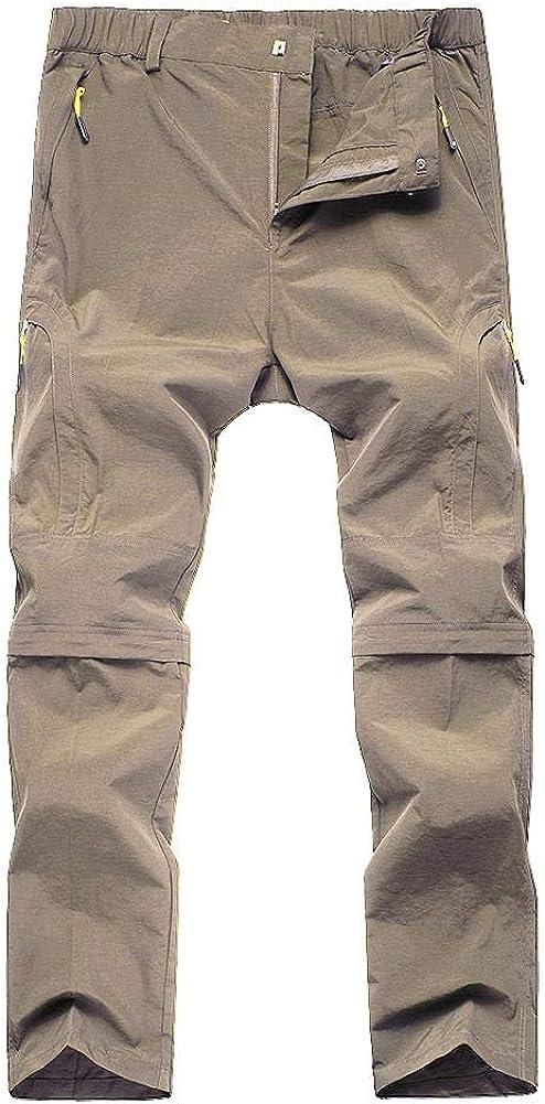 Boys Baseball Pants,Hiking Quick Dry Camping Sun Protection Fishing Zip Off Pants Girls,Youngth,Kids