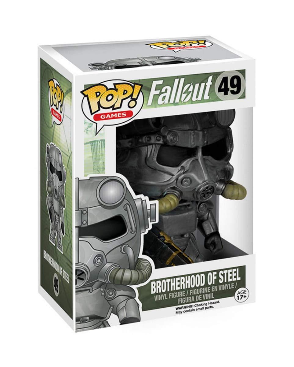 Horror-Shop Fallout Power Armor Funko Pop! Figura: Amazon.es ...