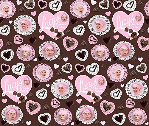 I Love Lucy Fabric - 4
